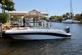 Hurricane SunDeck 2690, 350 PS,  J