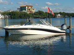 Hurricane SunDeck 2690, 350 hp, H